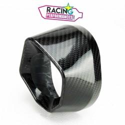 Embout Arrow carbone Silencieux d'Échappement Indy Race de rechange