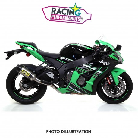 Photo d'illustration: Kawasaki zx10r 2016, ligne arrow competition