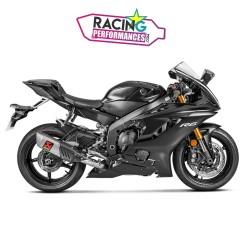 Ligne complète akrapovic racing | evolution Yamaha Yzf R6 2008-2020
