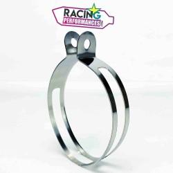 Collier fixation inox de rechange Silencieux Arrow Race-Tech