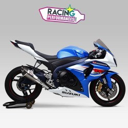 Ligne yoshimura japan R11 single exit racing suzuki gsx-r 1000 2012-2016