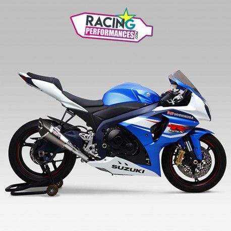 Ligne yoshimura japan R11 single exit racing suzuki gsx-r 1000 2012-2016