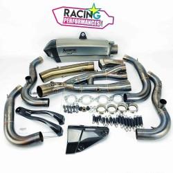 Ligne complète Akrapovic racing Yamaha R1 R1/M 2015-2020