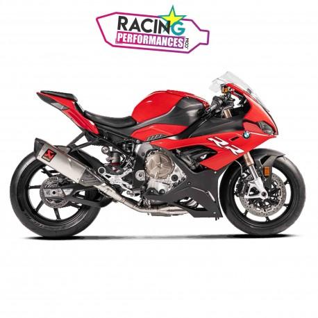 Ligne complète akrapovic racing | evolution Bmw S1000RR 2019-2020