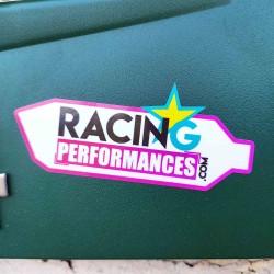 Stickers RacingPerformances | Autocollant Vinyle logo Racing Performances