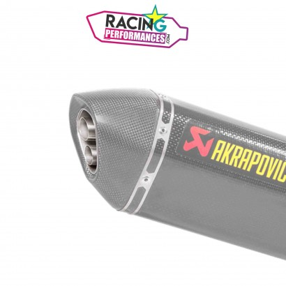 Db killer | Chicane | Sourdine Akrapovic hexagonale V-TUV236/1