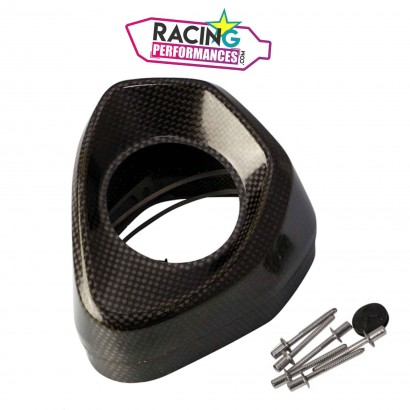 Embout akrapovic carbone de rechange hexagonal V-EC280