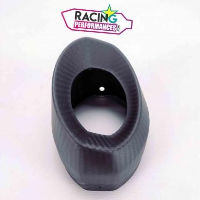 Embout carbone LeoVince Factory S de rechange | Flasque Leo Vince factory R