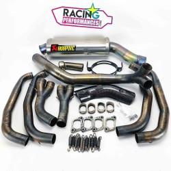 Ligne complète akrapovic racing Honda cbr 1000RR 2004-2007