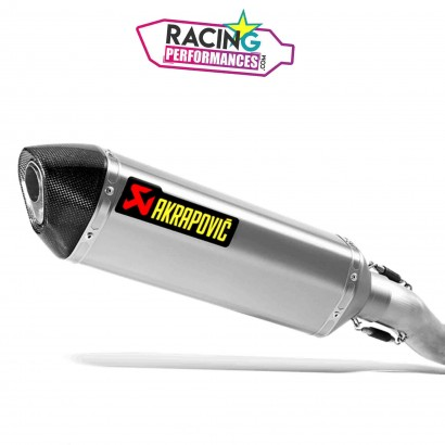 Embout akrapovic carbone | Flasque de rechange hexagonale V-EC31