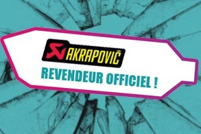 RacingPerformances revendeur officiel akrapovic